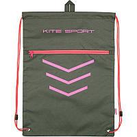 Сумка для взуття з кишенею Kite Sport K18-601L-3