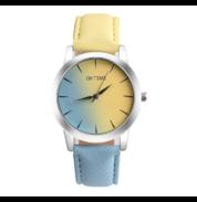 Наручные женские часы Радуга:100-19 голубой