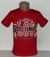 """Детская футболка  на мальчика """" Los Angeles""""  3,4,5,6,7 лет."""