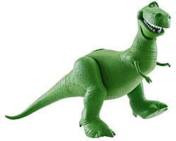 Disney Говорящий динозавр Рекс из Истории игрушек Pixar Toy Story Talking Rex