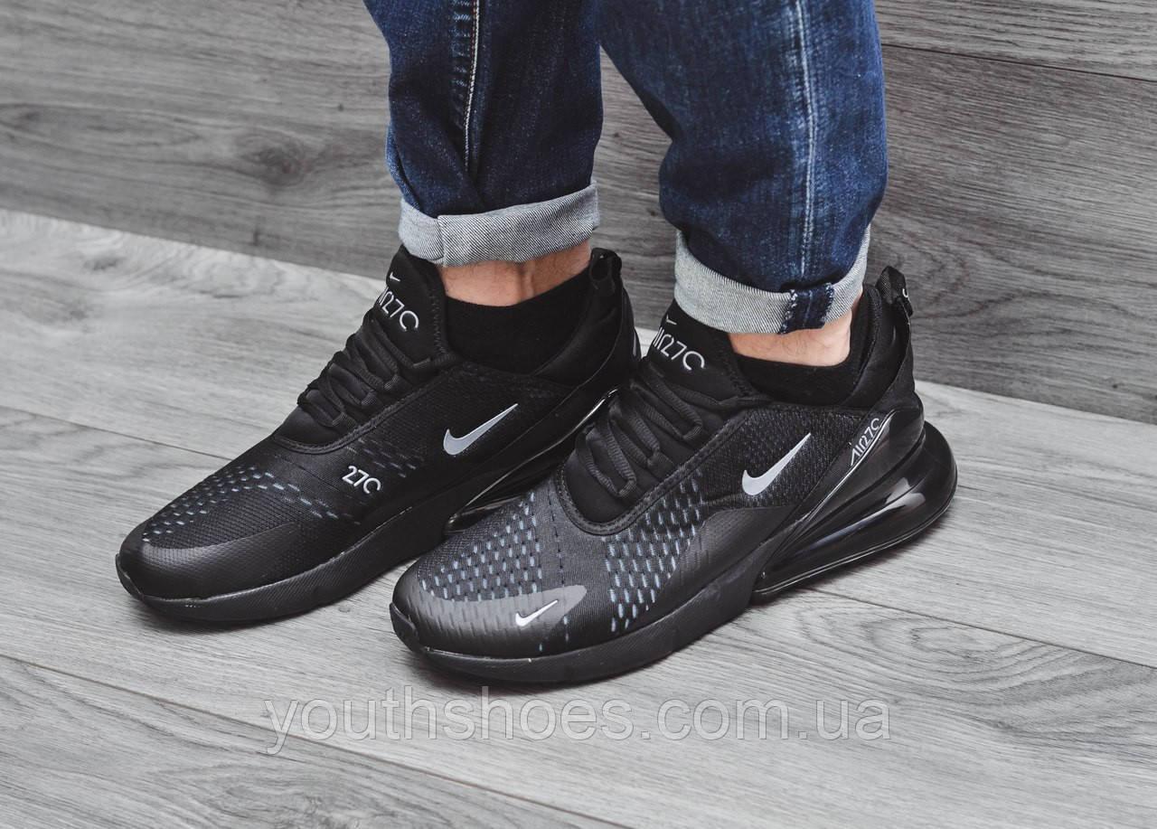 0335f2044 Кроссовки мужские Nike Air Max 270 Black