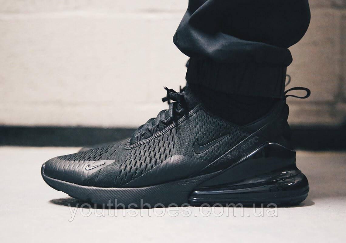 d46d3a551 Кроссовки мужские Nike Air Max 270 Black