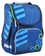 Школьный  каркасный рюкзак PG-11 Mechanic Smart, фото 1