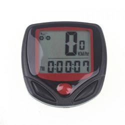 Велокомпьютер спідометр для велосипеда годинник 15в1 MBI-67