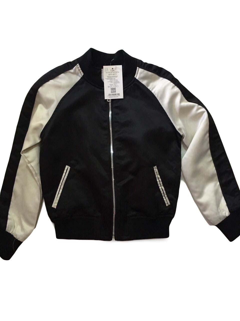 Куртки для девочек оптом, размеры 134/140-170, Glo-story, арт. GFY-4071