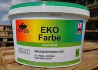 Краска для внутренних работ TOTUS ECO FARBE