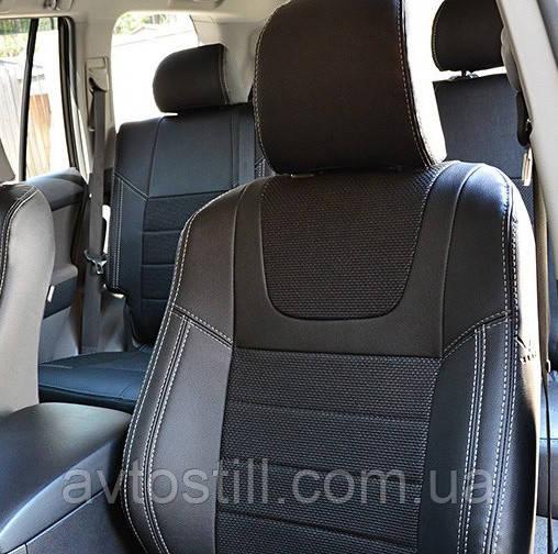 Чехлы в авто Toyota LC Prado 150 (2009-2013)