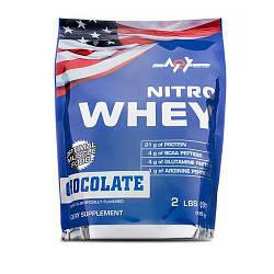 Протеин MEX Nitro Whey 2270 g