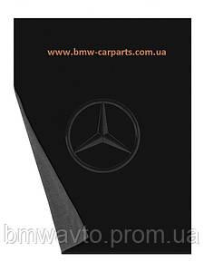 Двусторонний плед Mercedes Reversible Fleece Blanket