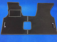 Автомобильные коврики из ковролина на VOLKSWAGEN T6