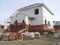 Строительные работы здание Днепр