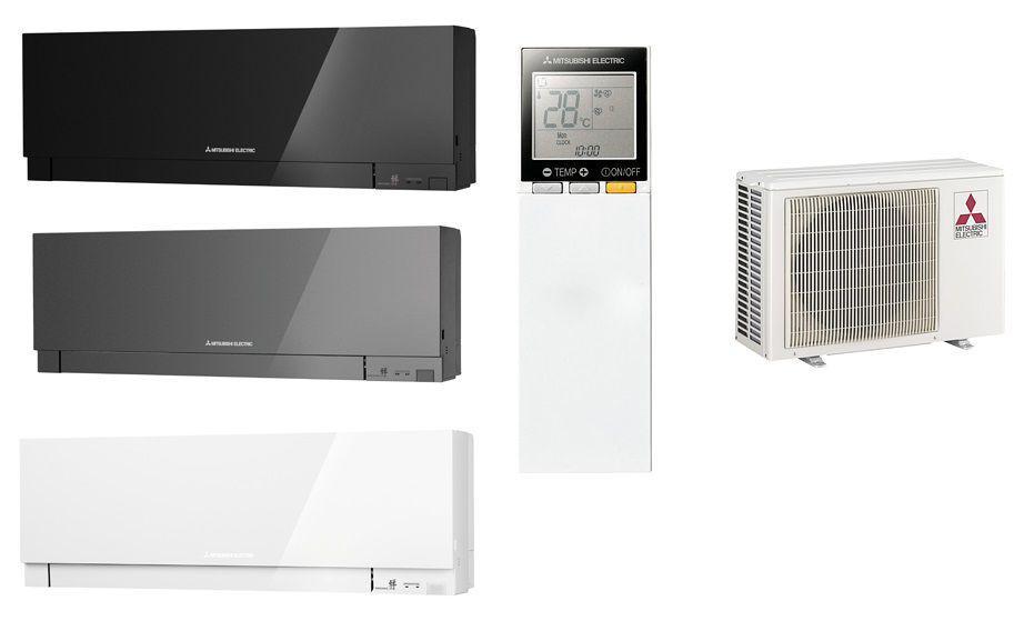 Настенный кондиционер Mitsubishi Electric MSZ-EF25VE3W Design Inverter