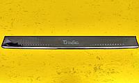 Хром накладка на бампер Renault Trafic Рено Трафик