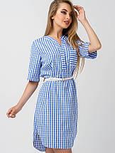 Женское летнее платье-рубашка (Рубик leo), фото 3