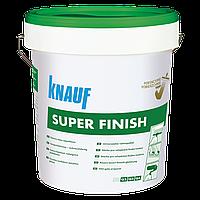 Шпатлевка финишная готовая KNAUF SUPER FINISH 28 кг, в Днепре