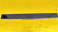 Хром накладка на бампер Renault Trafic Opel Vivaro