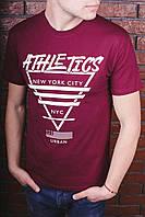 Стильная мужская футболка в расцветке
