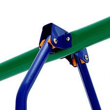 Дитячі гойдалки 3 в 1 Play Ground 2, металева, фото 3