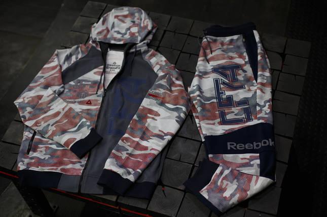 Мужской спортивный костюм Reebok UFC.CrossFit, фото 2