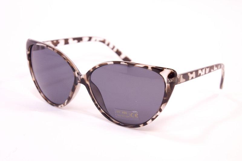 Солнцезащитные очки UV400 Черно-белые (9903-4)