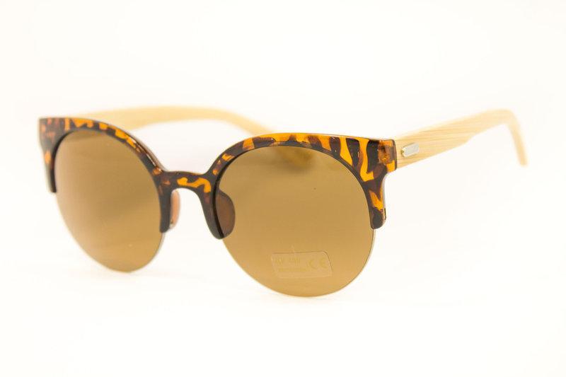 Женские солнцезащитные очки UV400 Леопардовые (1035-3)