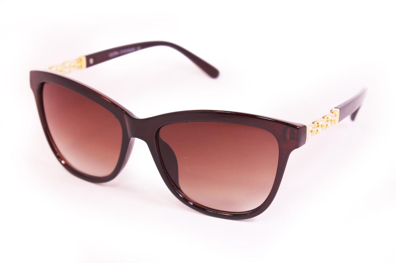 Солнцезащитные очки UV400 Коричневые (8103-1)