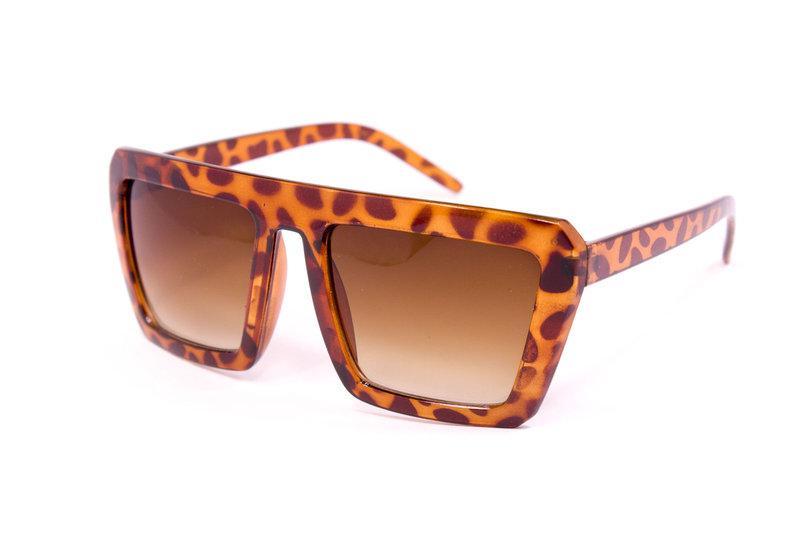 Солнцезащитные очки UV400 Леопардовые (9705)