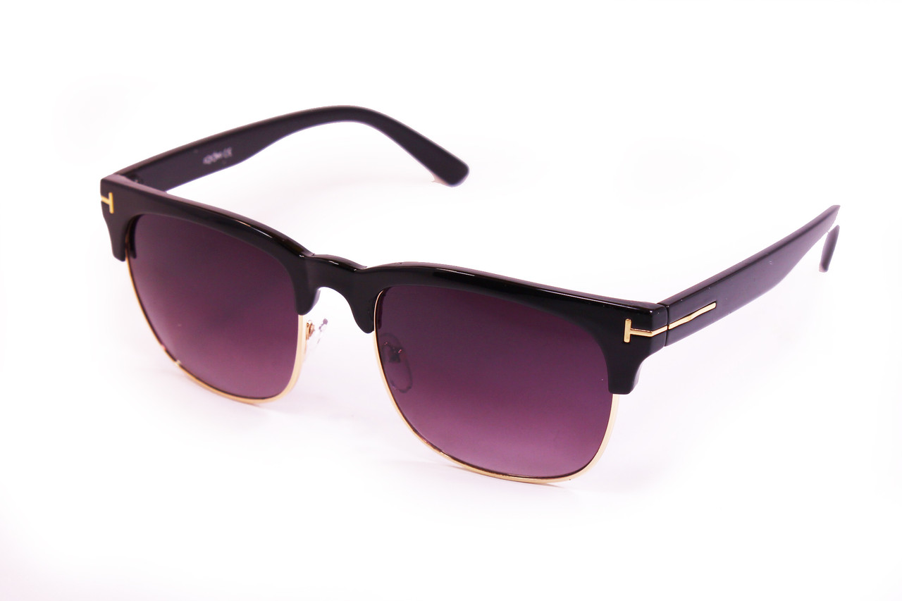 Солнцезащитные очки UV400 Черные (8002-2)