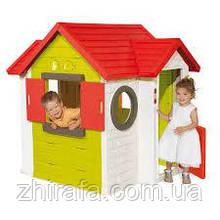 Smoby Детский Игровой домик (810402) My House