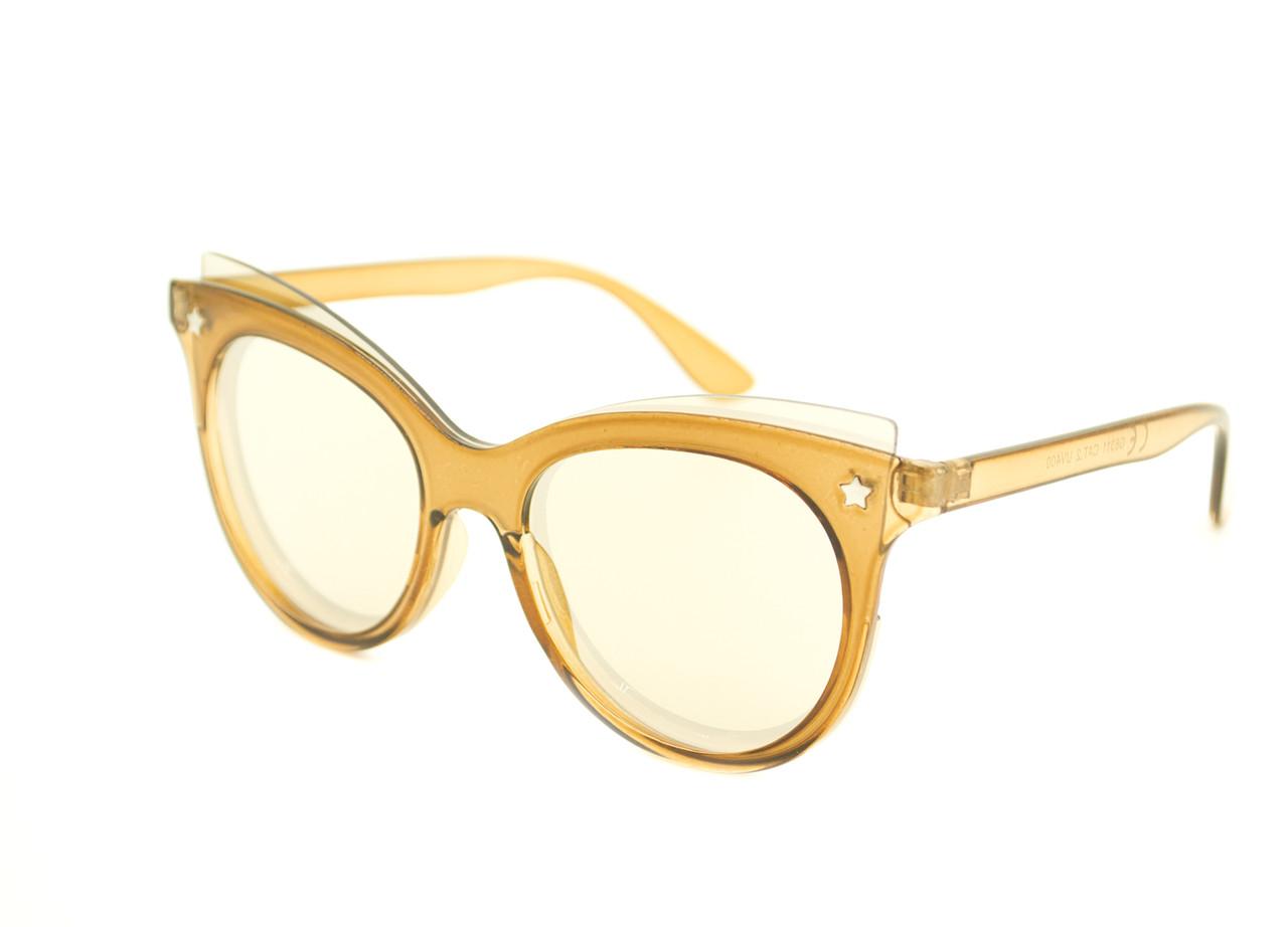 Солнцезащитные очки Dasoon Vision Коричневый (G8311 brown)