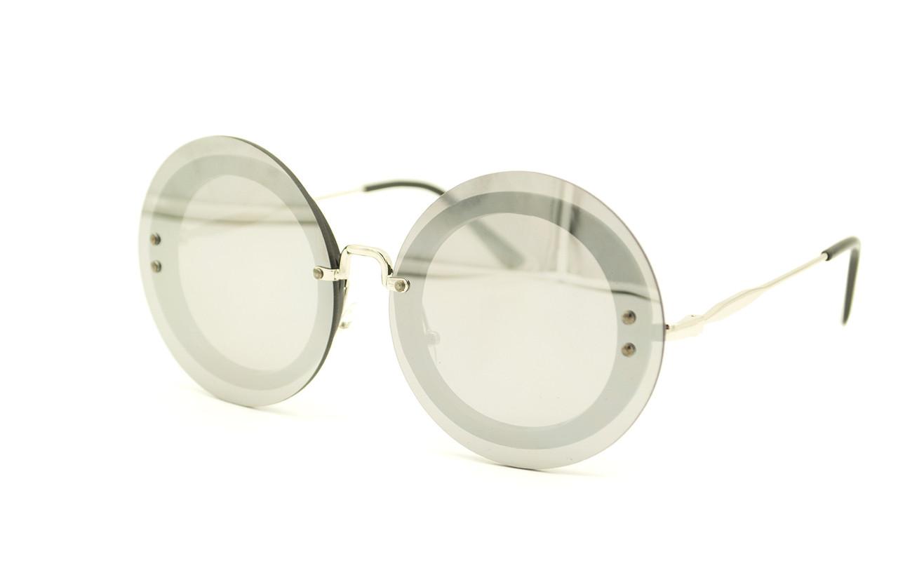 Солнцезащитные очки Dasoon Vision Серебристый (1233 silver)