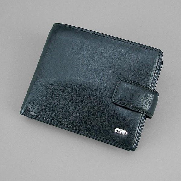 bb7980819ac3 Портмоне мужское кожаное черного цвета Petek 1709: продажа, цена в ...