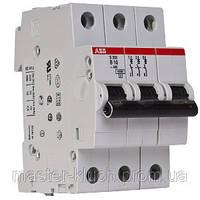 Автоматический выключатель ABB S203-C25, тип C, 25 А C