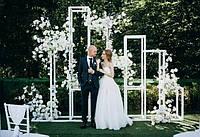 Свадебное оформление, выездная церемония, флористика, свадебный букет Днепр