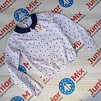 Нарядная детская блузка на девочку в сердечки Katherine, фото 1