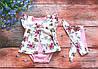 Боди-платье с лентой (56 см) Baby Life