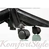Кресло офисное Fulkrum black fabric, black mеsh, фото 5