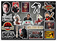 Stickers Pack The Walking Dead, Ходячие Мертвецы #213