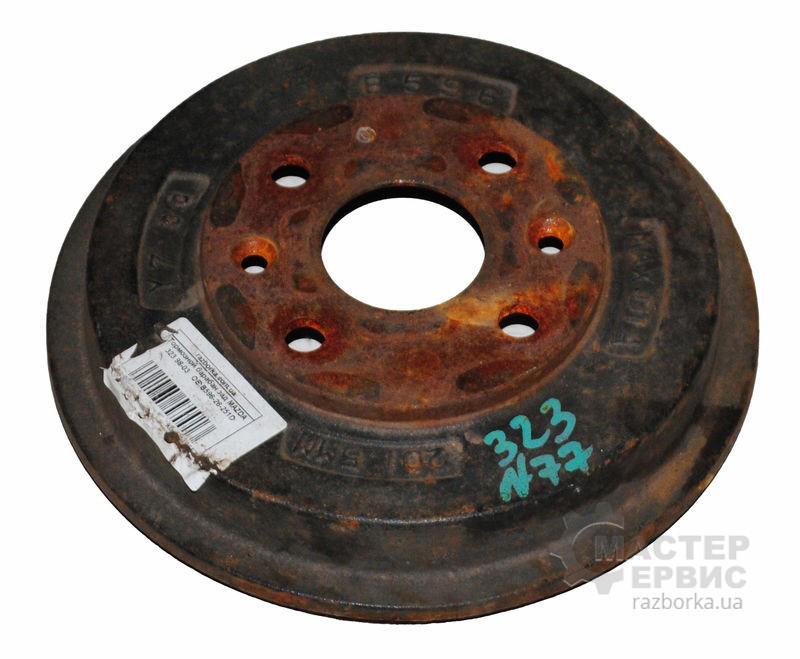 Тормозной барабан для Mazda 323 1998-2003 B59626251D