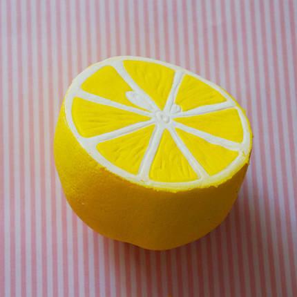"Игрушка - Антистресс с ароматом  ""Squishy Лимон"" , фото 2"