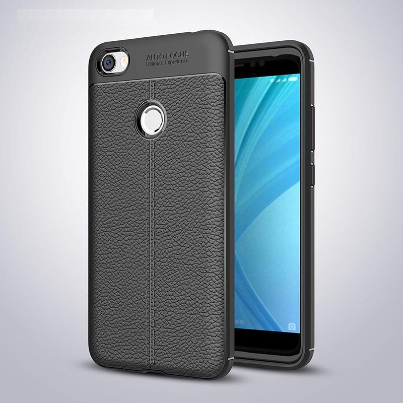 Чехол Touch для Xiaomi Redmi Note 5A Pro / Note 5A Prime бампер оригинальный Auto focus Black