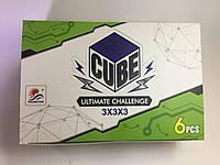 Классическая головоломка Кубик Рубика 3х3х3, фото 1