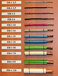 Установочный провод ПВ 3 10 красный Интерэлектро, фото 2