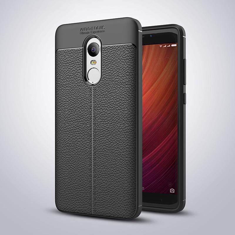 """Чехол Touch для Xiaomi Redmi 5 (5.7"""") бампер оригинальный Auto focus Black"""