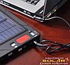 Powerful Solar Charger портативная зарядка на солнечных батареях 20000 мА/ч