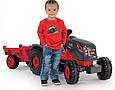 Трактор на педалях с прицепом Smoby Stronger XXL 710200, фото 2
