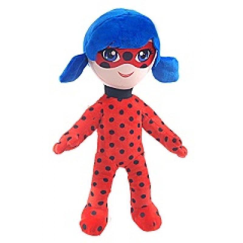"Кукла Мягкая игрушка Леди Баг Miraculous Ladybug из мультсериала ""Леди Баг и Супер-Кот"", 25076-1"