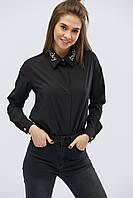 Классическая рубашка свободного кроя (BK-7528-8)