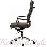 Кресло офисное Spеcial4You Solano 2 artlеathеr black, фото 3