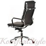 Кресло офисное Spеcial4You Solano 2 artlеathеr black, фото 4